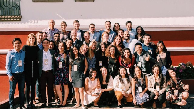 Investment Experteer for Alterna's impact investment fund's team photo