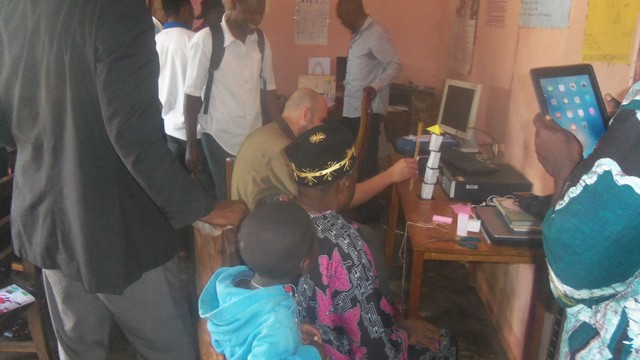 Digital & Fundraising Experteer to support Eyecare, Education & Agriculture's work photo