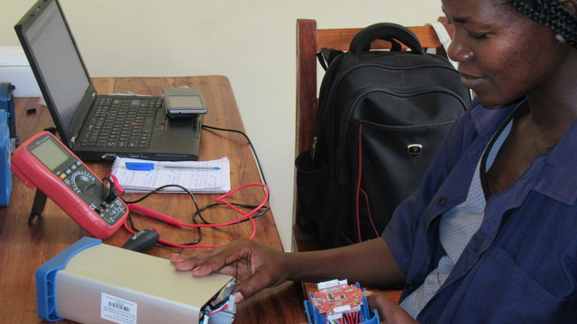 Help Pioneering Tanzanian Solar Company Leverage Data for Good's work photo