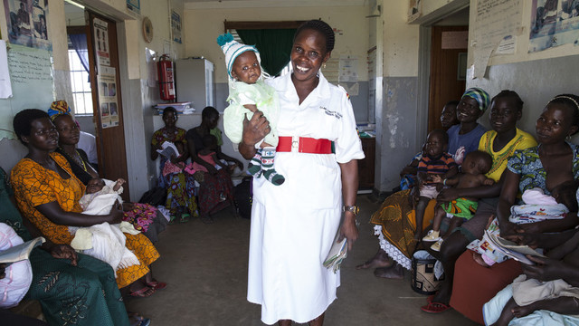 Sexual Reproductive Health Midwife Opportunity in Uganda's city photo