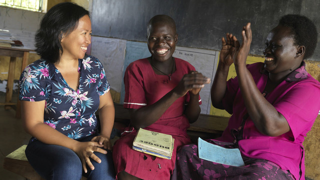 Teacher or Principal - Experteering Opportunity 's team photo