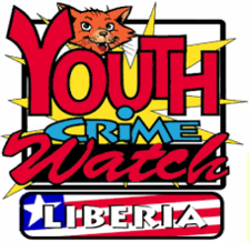 Youth Crime Watch of Liberia logo