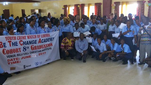 Empower Adolescents in Liberia with Quality Life Skills Development 's project photo