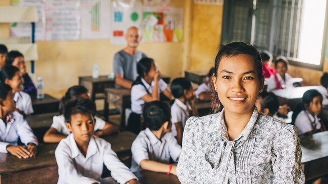 Inclusive Education Expert Opportunity in Myanmar's city photo