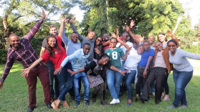 Energy Sector Experteer for growing Social Enterprises's team photo