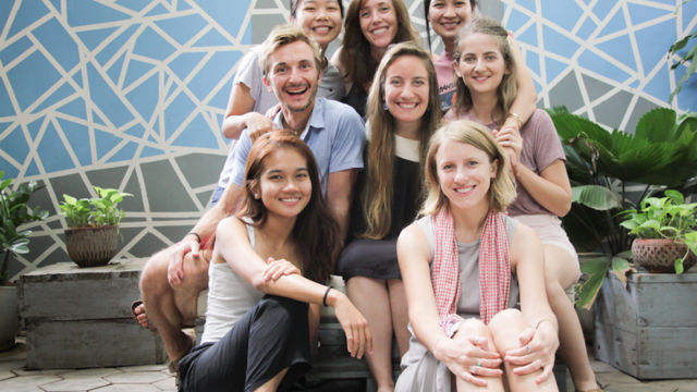 Communications/Marketing Opportunity to Support Social Impact in Cambodia's team photo