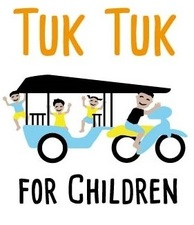 Tuk Tuk for Children logo