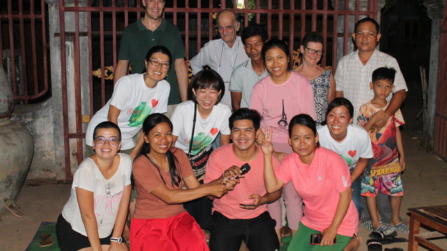 Digital marketing specialist to support quality education in Cambodia's team photo
