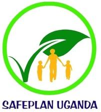 SAFEPLAN UGANDA logo