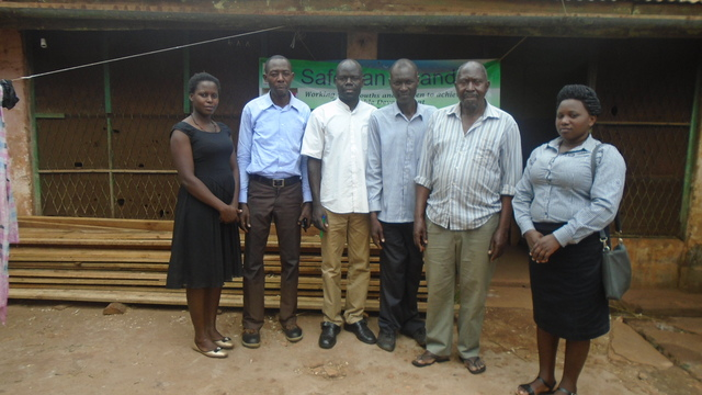 Web Design & Marketing for Positive Youth Development in Uganda's team photo