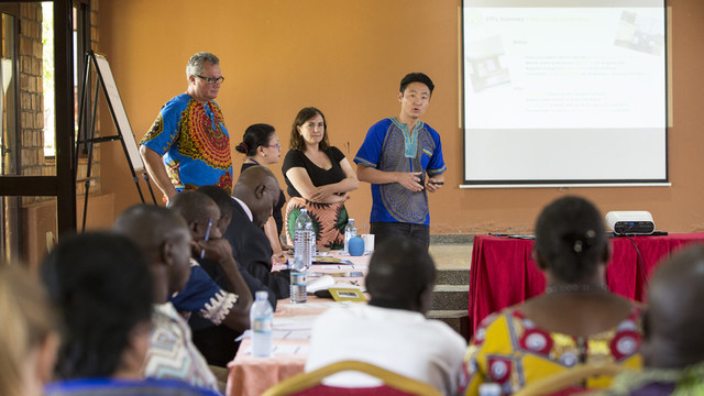 International Resilience Volunteer - Experteeting Opportunity 's team photo
