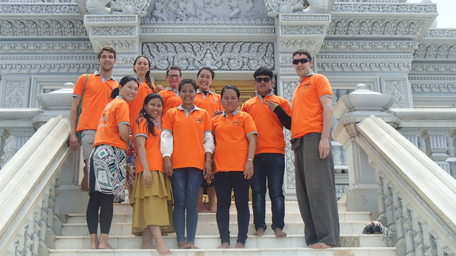 Software/Web Development to Support Education in Cambodia's team photo