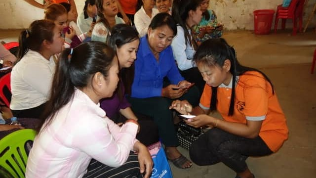 Software/Web Development to Support Education in Cambodia's project photo