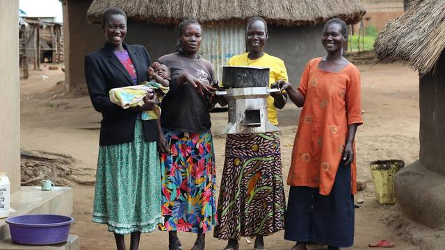 Learn social impact frameworks and use it for: reducing the cost of cookstoves for women