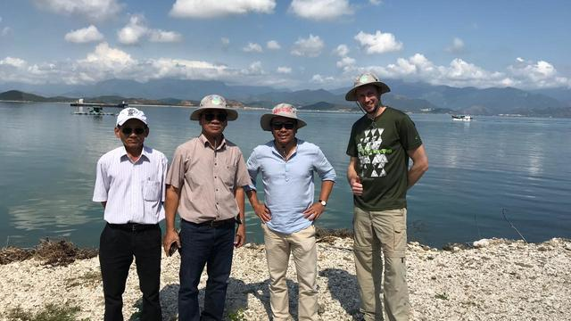 Digital marketeer for Seaweed farming startup's team photo