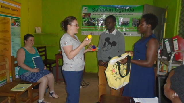 Web Design & Marketing for Positive Youth Development in Uganda's project photo