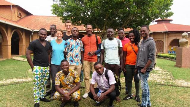 Education Curriculum Development Experteer to Empower Youth in Togo's project photo