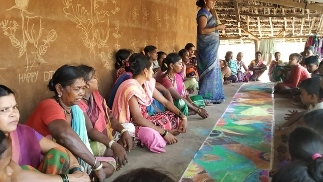 Photographer to Empower Tribal Women and Communities in India's activity photo