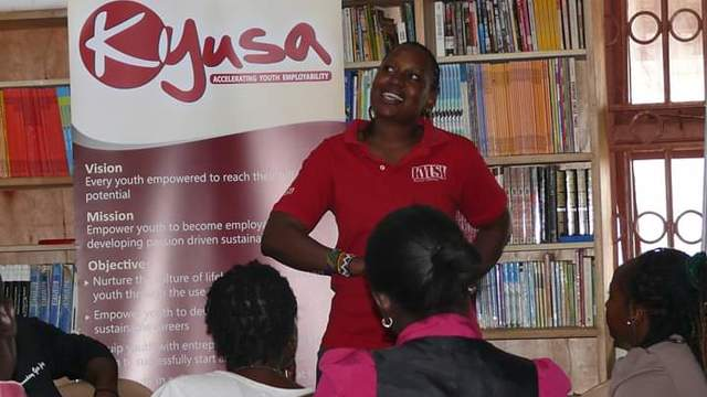 Fundraising Expert to Support Youth Employment in Uganda's project photo