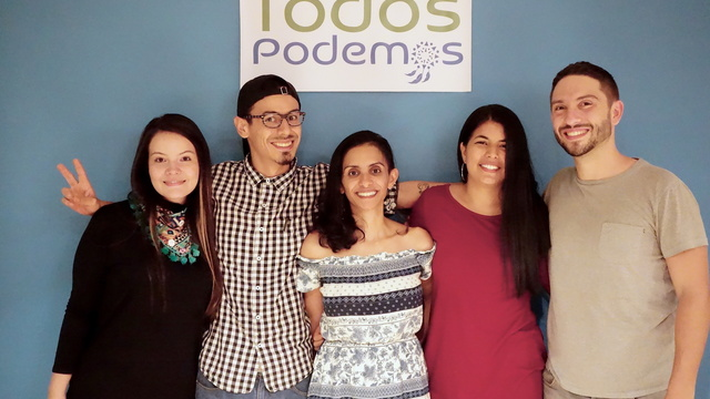 Web Design & Social Network Expert to Support Socent in Colombia's team photo