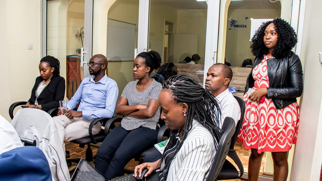 Digital Marketing to Support Social Entrepreneurship in Kenya's team photo