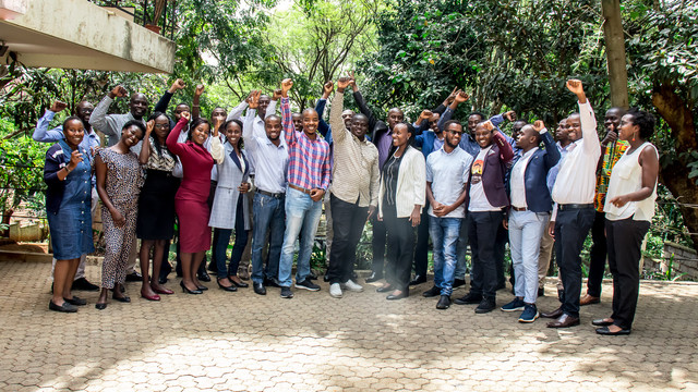 Digital Marketing to Support Social Entrepreneurship in Kenya's project photo