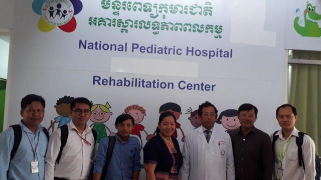 HR & People Development to Support Healthcare in Cambodia's project photo