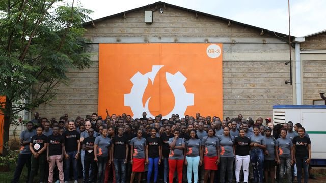 Sales & Marketing Expert to Scale Clean-Cooking Solution in Kenya's team photo