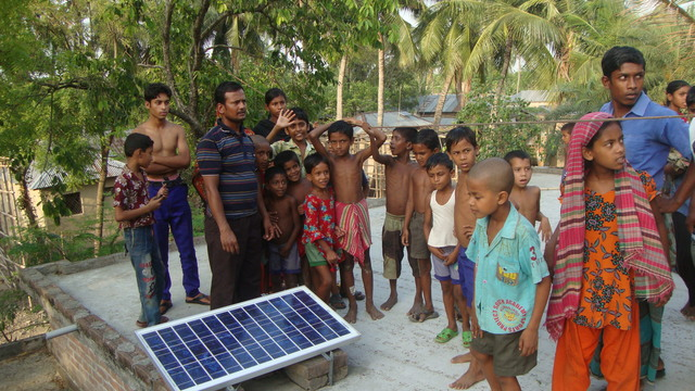 Learn social impact frameworks and use it for: Empowering people with affordable solar energy