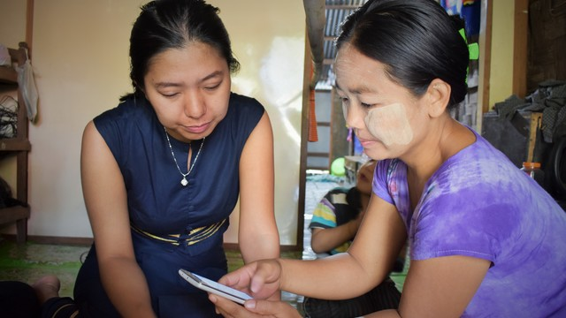 Learn social impact frameworks and use it for: Empowering Women in digital and financial literacy