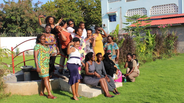Copy Editing & Graphic Design to End Violence Against Women in Kenya's team photo
