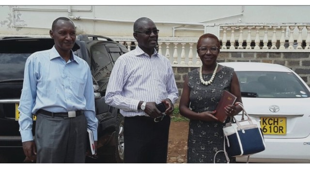 Digital Marketing Strategy to Support Elderly Care in Kenya's team photo