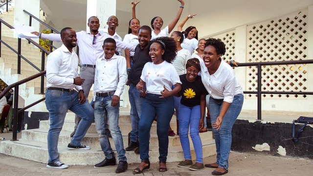 Fundraising Expert to Empower Youth in Tanzania through Education's team photo