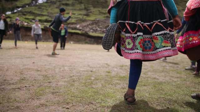 Marketing & Communications Expert for Peruvian Nonprofit's project photo