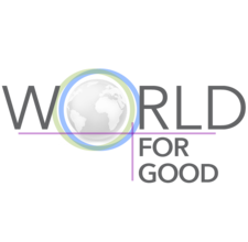 World For Good logo