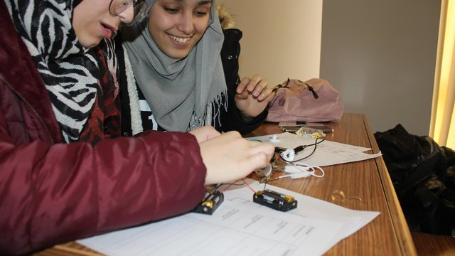 Support Developing Impact Measurement Tools for Refugee STEM Education 's team photo
