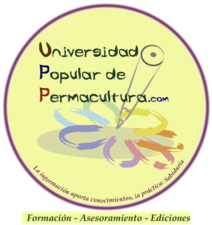 Universidad Popular de Permacultura logo