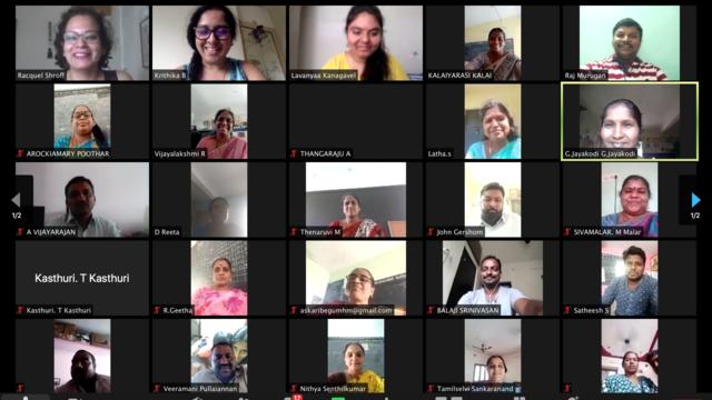 Digital Marketing Experteer's team photo