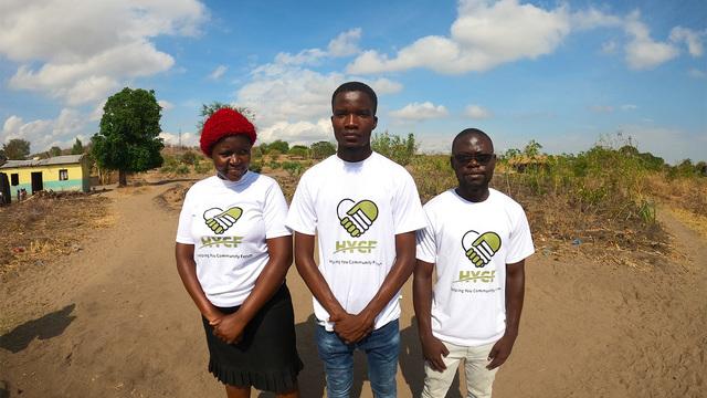 Crowdfunding Experteer to Support Women and Girls Empowerment's team photo
