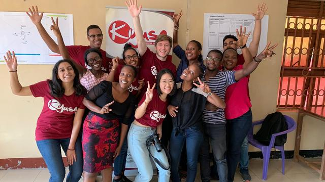 Storyteller to Document Impact & Success Stories's team photo