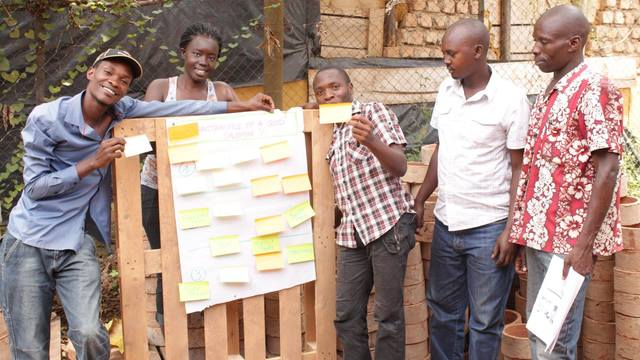 Learn social impact frameworks and use it for: Creating youth employment