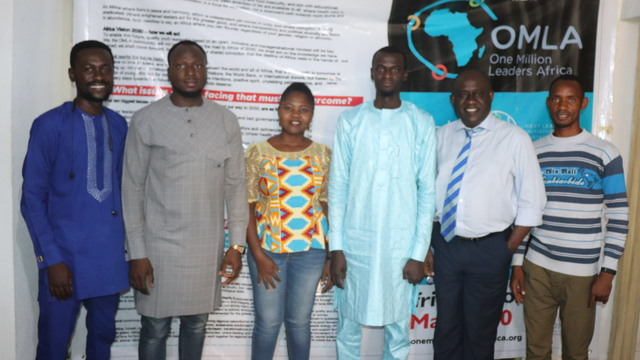 Curriculum Development to Empower Youth in Africa 's team photo