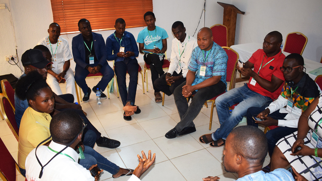 Learn social impact frameworks and use it for: Equipping young people with skills