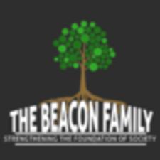 The Beacon Family Hub (TBF) logo