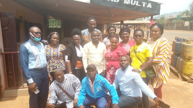Finance Experteer to Support Rural Entrepreneurship Initiatives in Cameroon's team photo