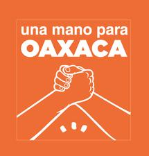 Manos que reconstruyen Oaxaca AC (Una mano para Oaxaca) logo