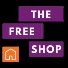 The Free Shop logo