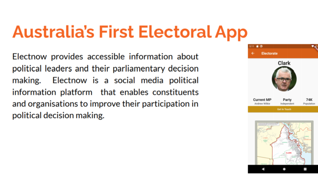 Technology Experteer to Support Digitising Democracy 's project photo