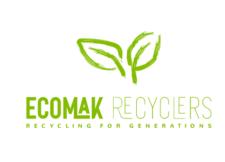 Ecomak Recyclers logo