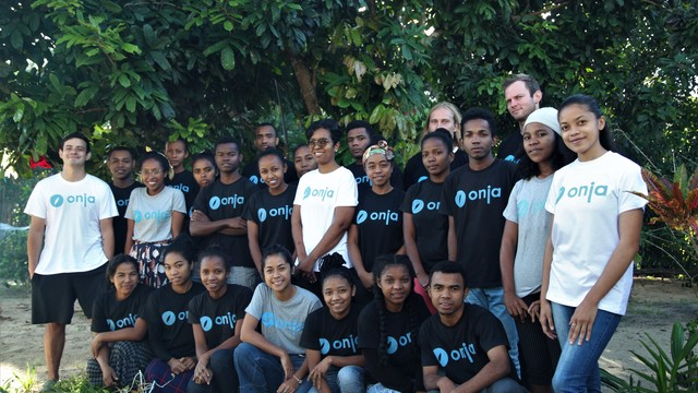 Web Design Experteer to Support Onja Madagascar's team photo